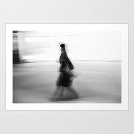 - Ultimo giorno - Art Print