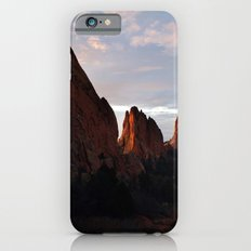 Sunrise at Garden of the Gods -II Slim Case iPhone 6s