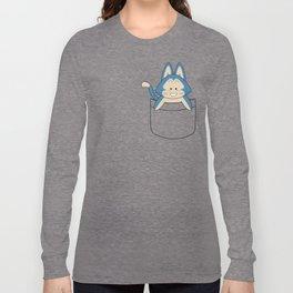 Pocket Puar Long Sleeve T-shirt