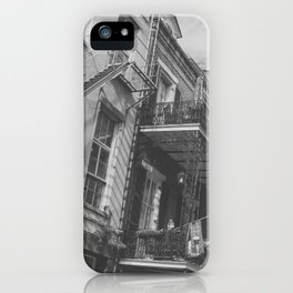 New Orleans French Quarter iPhone Case