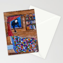 The Coming of the Bwbach Stationery Cards