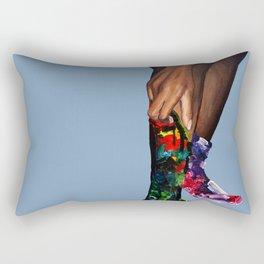 School Uniform Rectangular Pillow