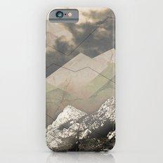 Geometric Sunrise iPhone 6s Slim Case