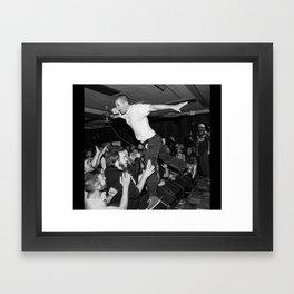Turnstile Framed Art Print