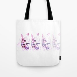 Fading After Battle Tote Bag