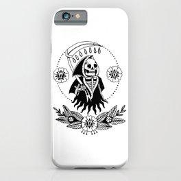 Garden Reaper iPhone Case