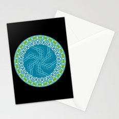 Mandala 23 - 2014 Limited Reproduction Products Stationery Cards