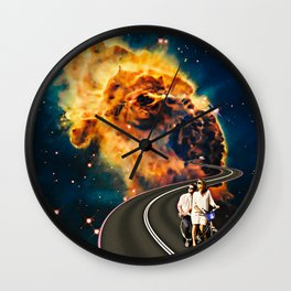 Love Big Bang Wall Clock