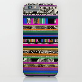 The Night Playground by Peter Striffolino and Kris Tate iPhone Case