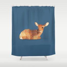 Fawn. Shower Curtain