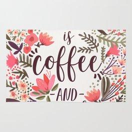 Coffee & Concealer – Vintage Palette Rug