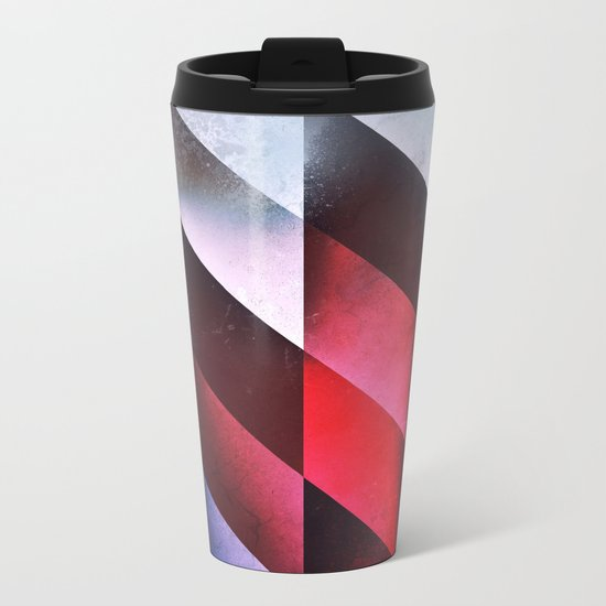glyss mntz Metal Travel Mug