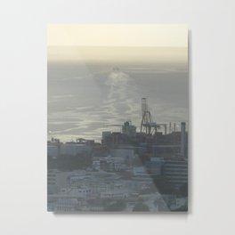 Onward Metal Print
