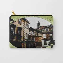 Jesper and Wylan - Unexpected Carry-All Pouch