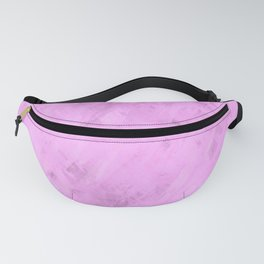 simple but decorative 4 Fanny Pack