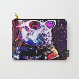"""""""Pinky the Pig's Guitar Solo in Space"""" Carry-All Pouch"""