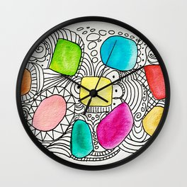 Going Crazy Wall Clock
