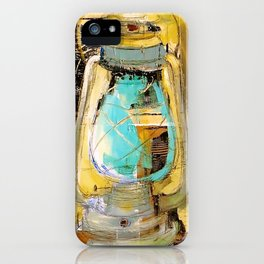 Old Lantern iPhone Case