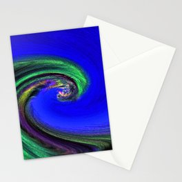 """Night Wave"" Photograph Stationery Cards"