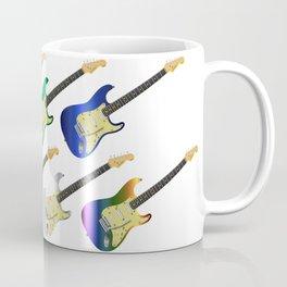 Electric Guitar Collection Coffee Mug