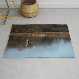 Gone Fishing Rug
