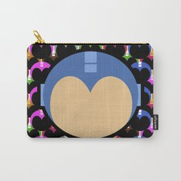 Blue Bomber Carry-All Pouch