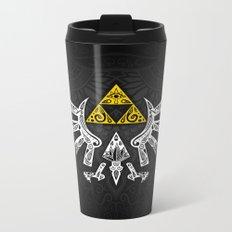 Zelda Hyrule Metal Travel Mug