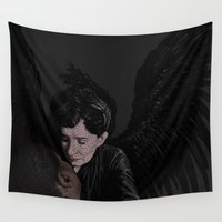 ahs Wall Tapestries featuring FRANCES CONROY. by zinakorotkova