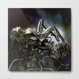 DOLLS - Motorgasm Metal Print