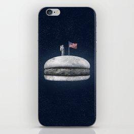 Moon Landing iPhone Skin