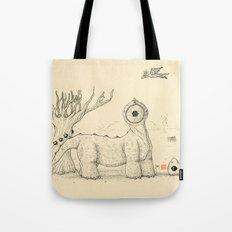 Photosaurus Tote Bag