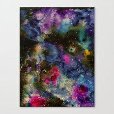 Intergalactic Planetary Canvas Print