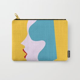 Sunny girl Carry-All Pouch