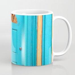 Santa Fe Turquoise Coffee Mug