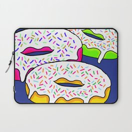 Trippy Donuts Laptop Sleeve