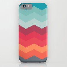 Color strips pattern iPhone 6s Slim Case