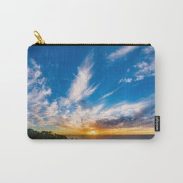 Voluminous Clouds Carry-All Pouch