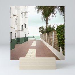 Road to the Beach - Landscape Photography Mini Art Print