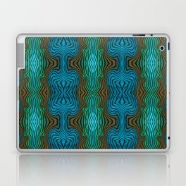 Varietile 61b (Repeating 1) Laptop & iPad Skin
