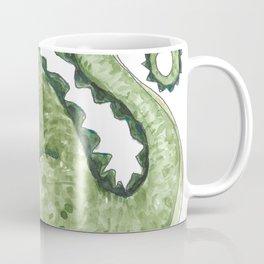 Dragon A Book OUt Coffee Mug