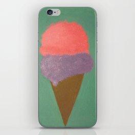 Ice Cream Snow Cone iPhone Skin
