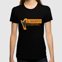 Happy Harpist T-shirt