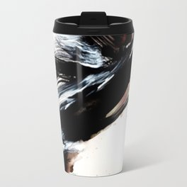 Day 9: A hurried life is an unexamined life. An unexamined life is a reckless life... Travel Mug