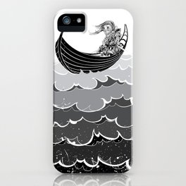 Death At Sea iPhone Case