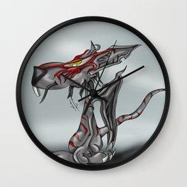 Flying Rat Wall Clock