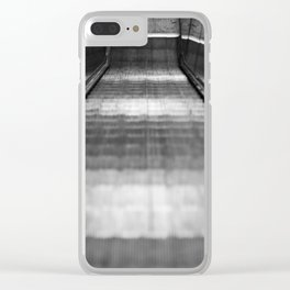 Descending Clear iPhone Case