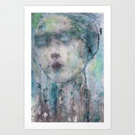 The Prophetess Art Print