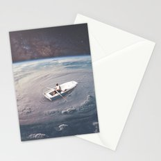 Rowing the Cosmos Stationery Cards