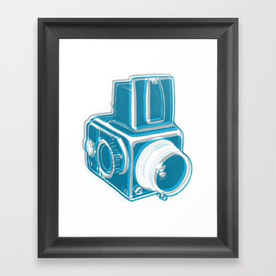 I Still Shoot Film Alternate Framed Art Print