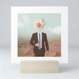 The Eggman Mini Art Print